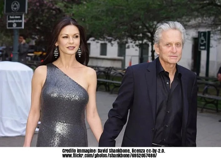 Michael Douglas, Kirk Douglas, Jane Fonda, Walk of Fame, Hollywood, film, cinema, Marvel, Oscar, matrimonio, amore, Catherine Zeta-Jones, lavoro,news,stella