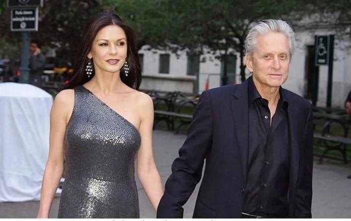 Michael Douglas, Kirk Douglas, Jane Fonda, Walk of Fame, Hollywood, film, cinema, Marvel, Oscar, matrimonio, amore, CatherineZeta-Jones, lavoro,news,stella