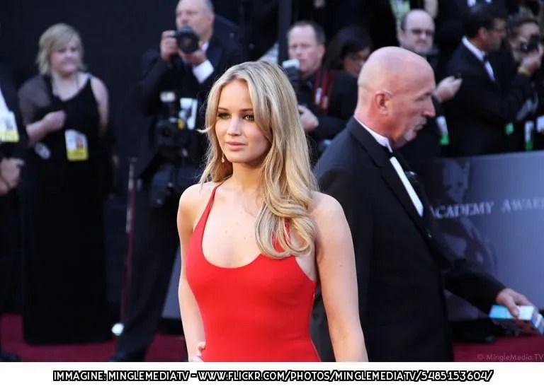 Harvey Weinstein dice che Jennifer Lawrence ha vinto l'Oscar perché è andata a letto con lui! - TenaceMente