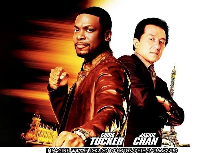 Chris Tucker, Jackie Chan, film, cinema, star, Hollywood, Rush Hour, cop movie, sequel, Warner Bros, Eddie Murphy , Il Principe Cerca Moglie, attore.