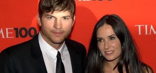 Demi Moore racconta le infedeltà di Ashton Kutcher in un libro