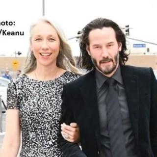 USA Helen Mirren somiglianza fidanzata Keanu Reeves