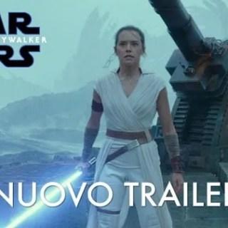 Star Wars L'ascesa di Skywalker trailer finale italiano