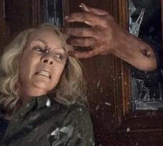 Halloween Kills Jamie Lee Curtis condivide foto set