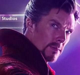Doctor Strange nemico Avengers
