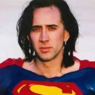crisi sulle terre infinite crossover nicolas cage superman