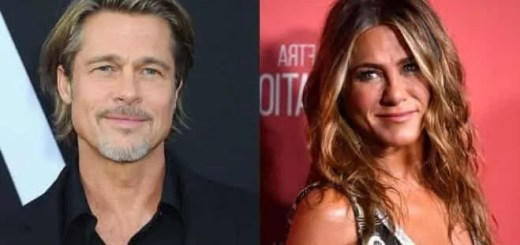 "Hollywood Brad Pitt Jennifer Aniston ""Rimarranno sempre amici"