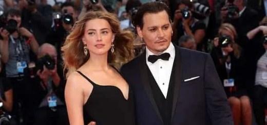 Registrazione audio choc Johnny Depp Amber Heard