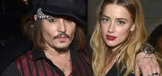 Smalto rosso Amber Heard falsificare prove contro Johnny Depp