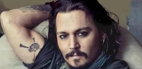 Il figlio Johnny Depp Jack fidanzata Parigi foto
