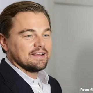 Africa Leonardo DiCaprio fondo parco Virunga