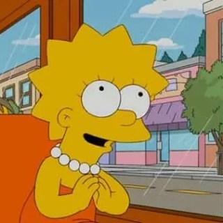 artista ricrea i Simpson in 3d