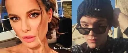 Storia d'amore Kate Beckinsale risposta critiche differenza età fidanzato