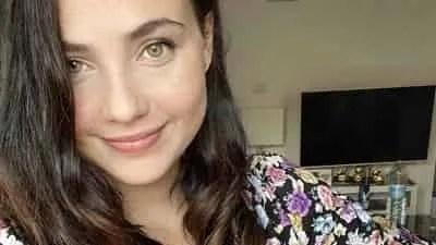 social media reporting rosalinda cannavo mostra nuova casa