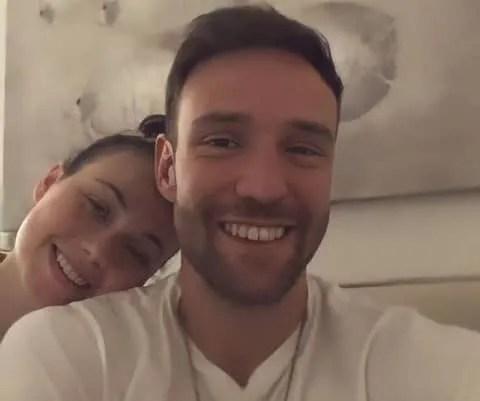 sposa rosalinda cannavo in abito nuziale video