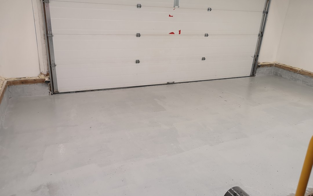 Garage/WorkShop Make Over