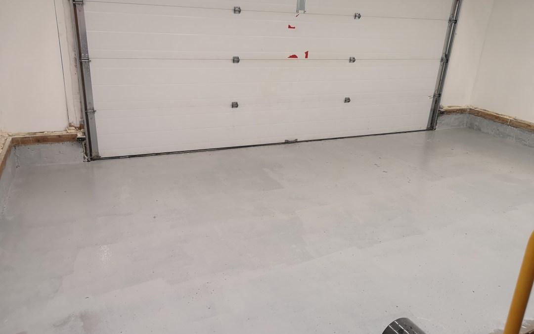 Garage/WorkShop Make Over