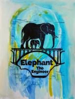 Jungle Elephant _ HHogan 2017