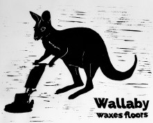 Wallaby HHogan 2017