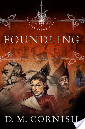 Foundling by D. M. Cornish