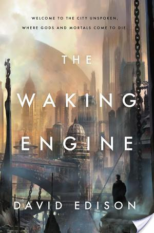 The Waking Engine by David Edison