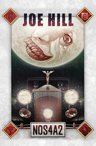 The Wraith by Joe Hill