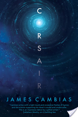 Audiobook Review: Corsair by James Cambias