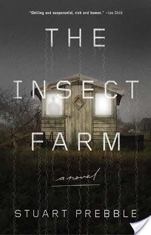 Audiobook Review: The Insect Farm by Stuart Prebble