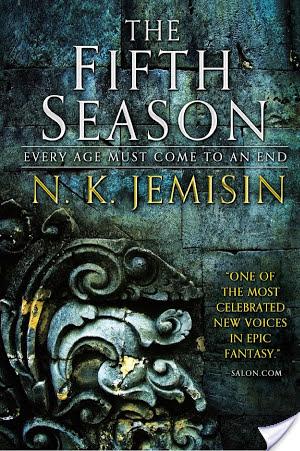 Audiobook Review: The Fifth Season by N. K. Jemisin