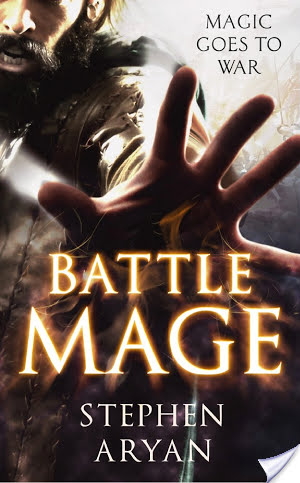 Audiobook Review: Battlemage by Stephen Aryan