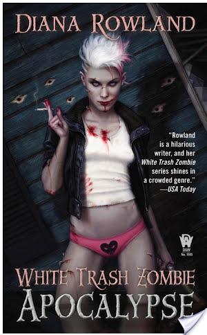 Backlist Burndown Audiobook Review: White Trash Zombie Apocalypse