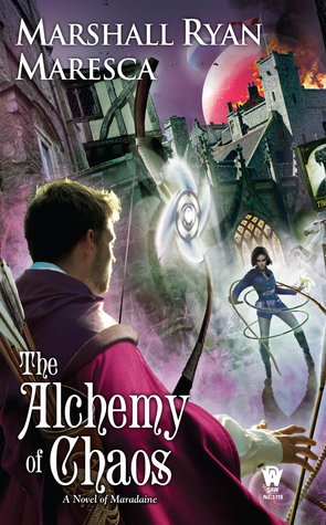 Review: Alchemy of Chaos by Marshall Ryan Maresca