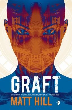 Review: Graft by Matt Hill