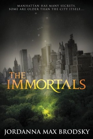 Audiobook Review: The Immortals by Jordanna Max Brodsky