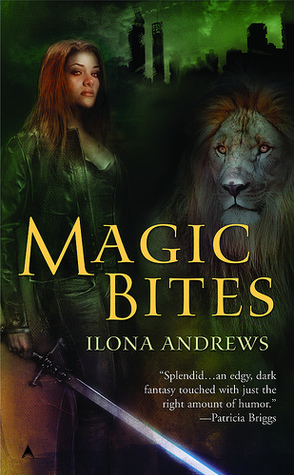Backlist Burndown Review: Magic Bites by Ilona Andrews
