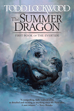 Review: The Summer Dragon by Todd Lockwood