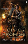 Waiting on Wednesday – The Copper Promise by Jen Williams