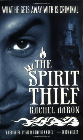 Backlist Burndown Review: The Spirit Thief by Rachel Aarron