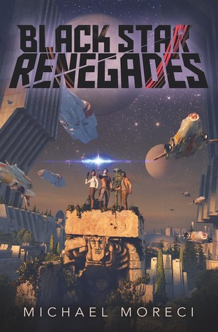 Review: Black Star Renegades by Michael Moreci