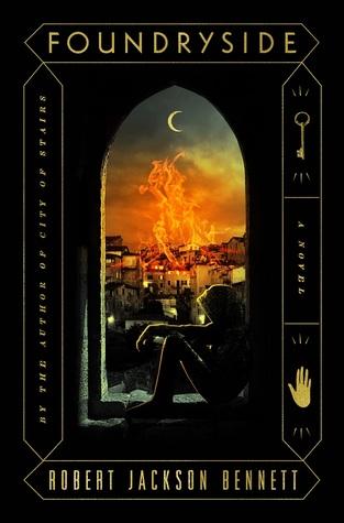 Review: Foundryside by Robert Jackson Bennett