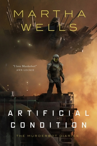 Review: Artificial Condition by Martha Wells