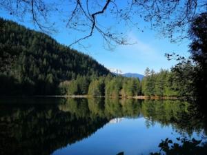 4 lakes trail
