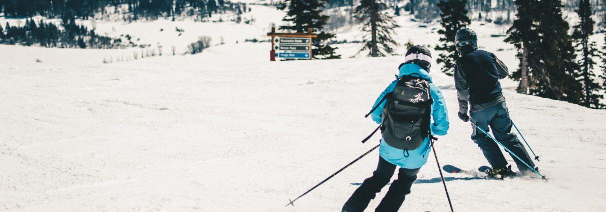 ski therapy