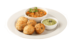 image of indian breakfast