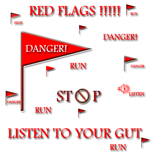 Dating: 18 Relationship Red Flags | KolorBlind Mag