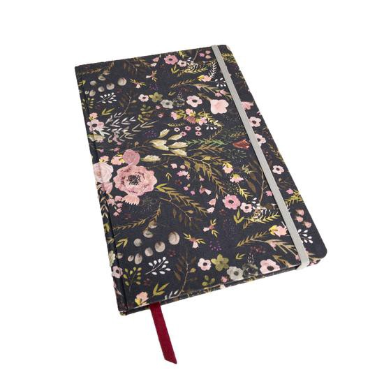 Flower filled notebooks from Catalina Sanchez