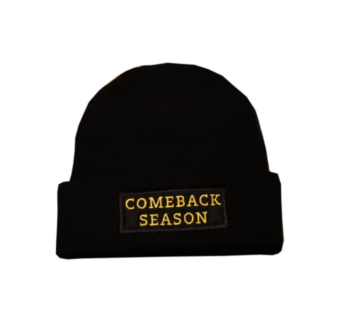 Comeback Season winter hat