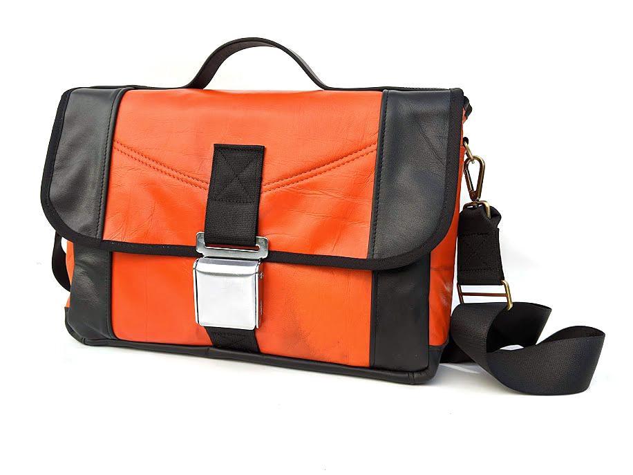 Lamborghini doesn't just make a good car. They make stunning handbags.