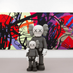 【期待】KAWS EXHIBITION 2018 SOLO SHOW