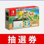 【29日迄】Nintendo Switch あつまれ どうぶつの森セット